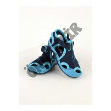 Mavi Erkek Çocuk Sandalet Ayakkabı