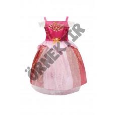 Pembe Prenses Elbisesi